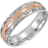Two-Tone Design Band