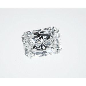 Radiant 0.50 carat F SI2 Photo