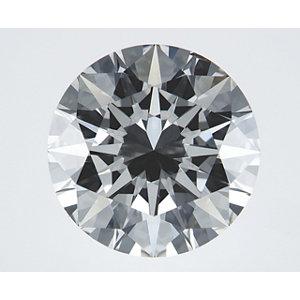 Round 1.60 carat J VS2 Photo