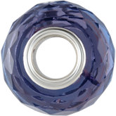 Kera® Blue & Purple Faceted Glass Bead