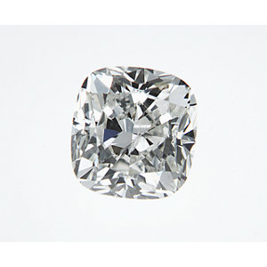 Cushion 0.50 carat J I1 Photo