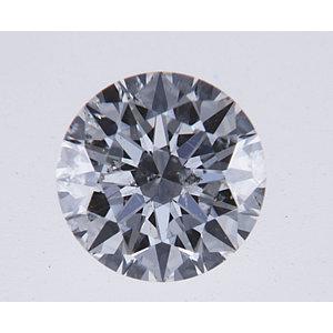 Round 0.33 carat I I1 Photo