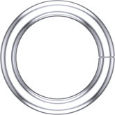 2.5 mm ID Round Jump Rings  (Formerly JR3L & JR3H)