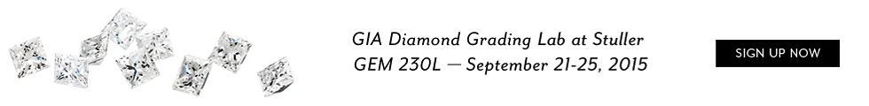 GIA Diamond Grading Lab