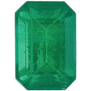 Emerald Emerald 1.00 carat Green Photo