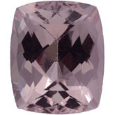 Antique Cushion Genuine Morganite (Black Box)