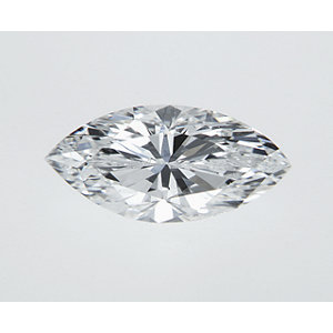 Marquise 0.45 carat D SI1 Photo