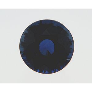 Sapphire Round 2.17 carat Blue Photo