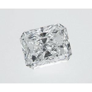 Radiant 0.58 carat G VS1 Photo