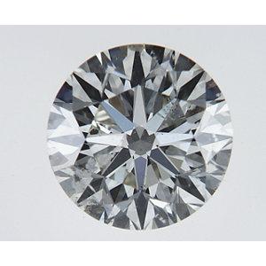 Round 2.01 carat J SI1 Photo