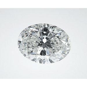 Oval 2.01 carat H SI2 Photo