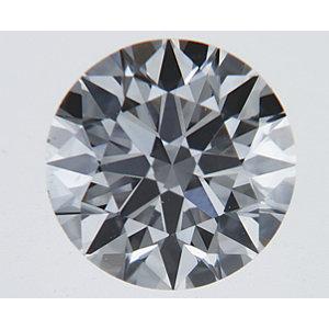 Round 0.37 carat H VS1 Photo