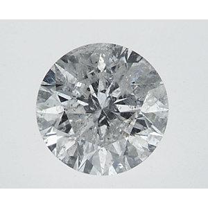 Round 1.56 carat I I2 Photo