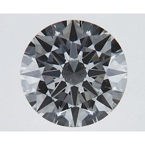 Round 1.10 carat J SI1 Photo