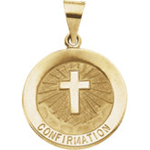 Hollow Confirmation Medal