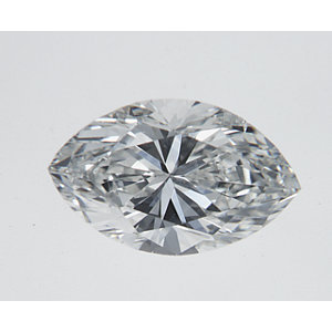 Marquise 0.53 carat G SI1 Photo
