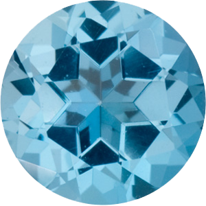 Ice Blue Passion Topaz