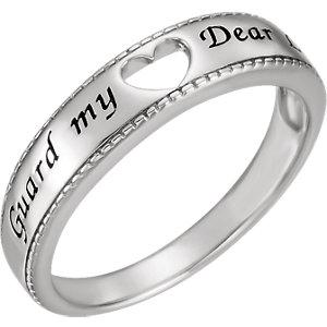 Guard My Heart Ring