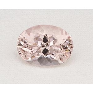 Morganite Oval 8.73 carat Pink Photo