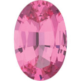 Oval Genuine Pink Spinel