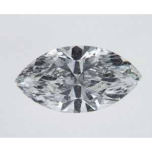 Marquise 0.52 carat G SI2 Photo