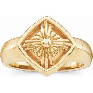 Fashion Rings , 14K White Fashion Ring