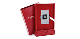 Red Box Diamond Case