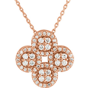 Necklace / Chain , Clover Necklace or Pendant