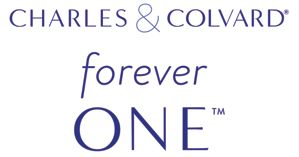 Forever One Moissanite™ Created by Charles & Colvard logo
