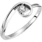 Youth Solitaire Ring