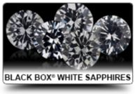 Black Box White Sapphires