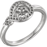 Bypass Pearl Ring