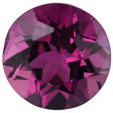 Round Genuine Pink Tourmaline (Black Box)