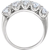 Charles & Colvard Moissanite® Engagement Ring or Band