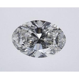 Oval 1.01 carat I SI1 Photo