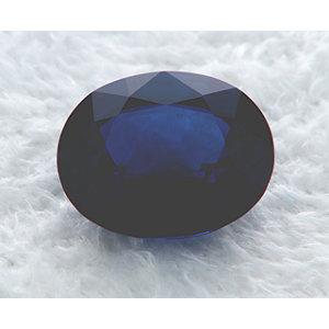 Sapphire Oval 2.14 carat Blue Photo