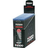 Pack of 24 Zippo® Flints Individually Carded