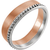 Accented Two-Tone Band