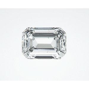 Emerald 0.74 carat H SI1 Photo