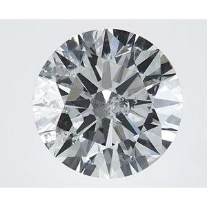 Round 1.60 carat J I1 Photo