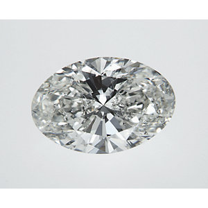 Oval 1.52 carat G SI2 Photo