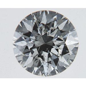 Round 0.42 carat K I1 Photo