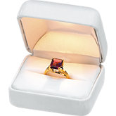 Leatherette Lighted Ring Boxes