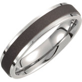 Titanium Oxidized Band