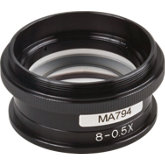 Meiji® Auxiliary Lens For Meiji Microscope Body