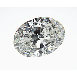 Oval 1.01 carat K SI2 Photo