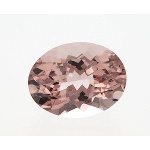 Morganite Oval 1.72 carat Pink Photo