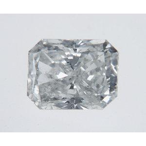 Radiant 0.70 carat G SI2 Photo