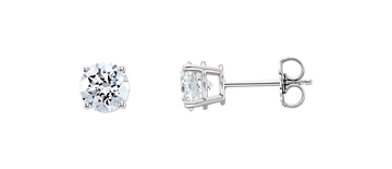 Lab-Grown Diamond Studs
