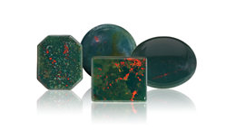 Genuine Bloodstone